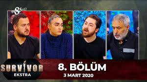 Survivor Ekstra 8. Bölüm