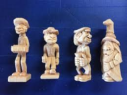 Ivan Snyder | Wood carving, Statue, Carving