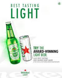 heineken heineken light carib brewery