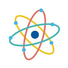 Vector Atom Icon - Download Free Vectors, Clipart Graphics ...