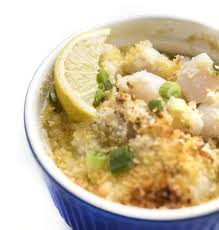 Baked Scallops - The Lemon Bowl®