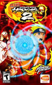 Naruto Ultimate Ninja Heroes 2 The Phantom Fortress