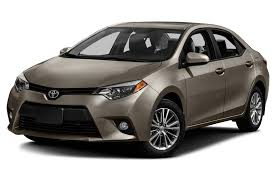 2016 toyota corolla safety features