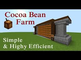How to Make a Cocoa Bean Farm in Minecraft