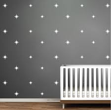Star Wall Decals Star Wall Designs Nursery Star Wall Decals Removable Star Stickers Prime Decals