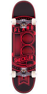 plan b ryan sheckler lock skateboard