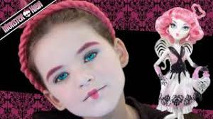 monster high makeup scary cute beauty