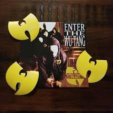 Wu Tang Clan Vinyl Decal Etsy