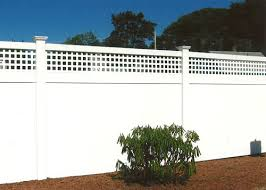 Vinyl Fences Boston Ma Commercial Residential Contractor Fencing Sales Installation