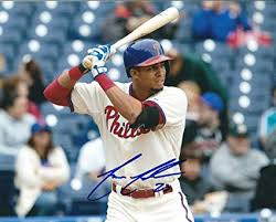 Autographed Aaron Altherr 8x10 Philadelphia Phillies Photo at ...