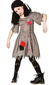 voodoo doll costume kids