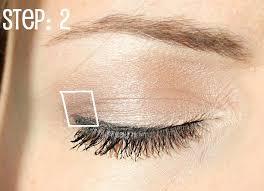 small eyes eye makeup tutorial
