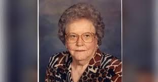 Maudie Jordan Obituary - Visitation & Funeral Information