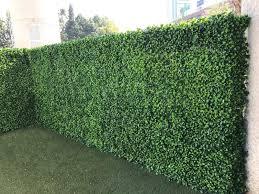 Greensmart Dekor 2 Ft H X 2 Ft W Artificial Cancun Leaf Composite Fence Panel Reviews Wayfair