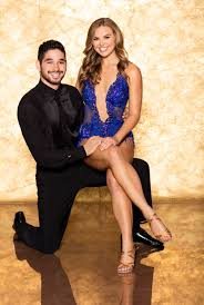 Hannah Brown Alan Bersten DWTS Dating ...