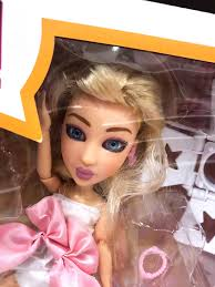 target dolls with insram brows