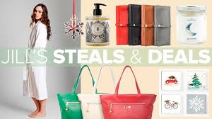 steals and deals for your holiday