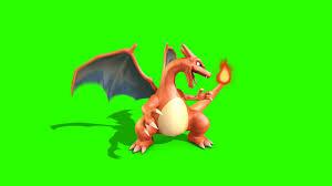 Pokemon Go Charizard - 3D Model Animated - PixelBoom