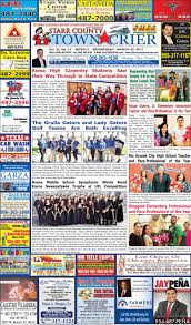 MARCH 22, 2017 by Starr County Town Crier - issuu