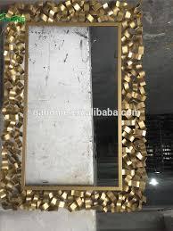 antique gold paint rectangle frame