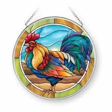 amia stained glass suncatcher 4 5