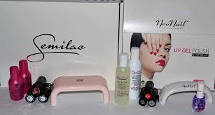 Zestaw Startowy Neonail Vs Semilac Manicure Hybrydowy W Domu