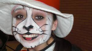 best cat in the hat makeup face for