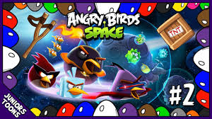 Surprise Eggs | Angry Birds Space #2