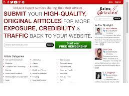 ezinearticles com marketing