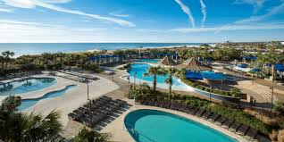 myrtle beach resorts for big families