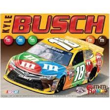 Kyle Busch Car Decal