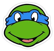 Mutant Ninja Turtle Leanardo Decal Stickers Custom Sticker Shop