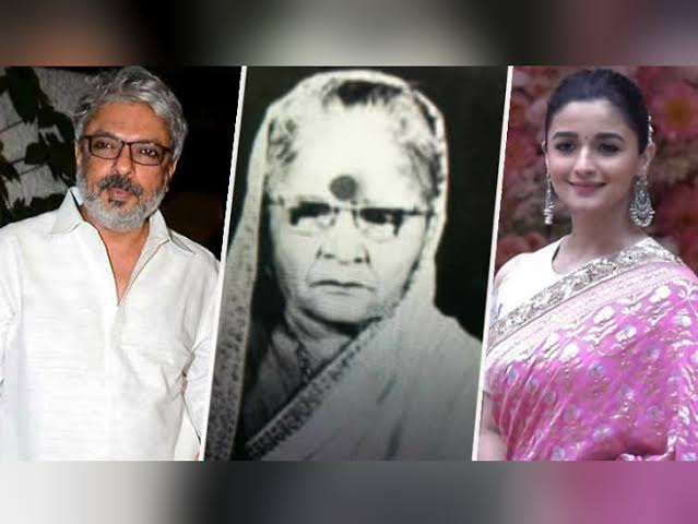 "Image result for Gujarati film gangubai"""