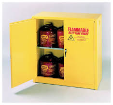 flammable liquid safety storage cabinet