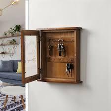 barnyard designs wooden key holder wall