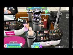 sims freeplay makeup artist hobby