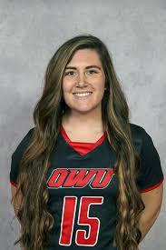 Abby Bowman - Women's Lacrosse - Ohio Wesleyan University Athletics