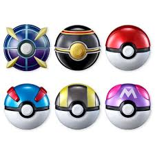 Bandai Is Releasing A New Set Of High Quality Poke Balls