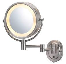 5 best wall mounted makeup mirrors