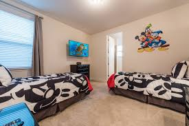 Mickey And Minnie Mouse Themed Kids Bedroom Worldholidayrental Com