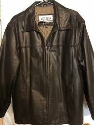 wilson genuine leather fur lined wwii