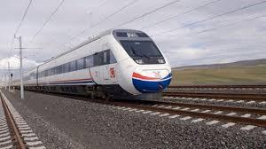 Tren ve posta ücretine yüzde 20 zam! Konya- Ankara hızlı tren ...