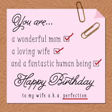 140 birthday wishes for your wife