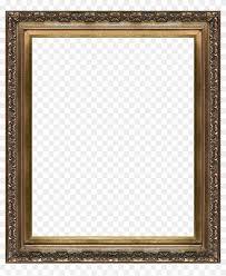 baroque antique gold frame 20 x24
