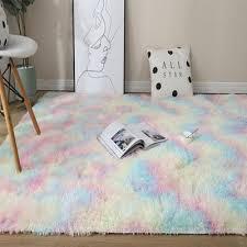 Large Size Super Soft Tie Dye Floor Carpet Bedroom Mat Fluffy Area Rug Living Room Carpet Buy At A Low Prices On Joom E Commerce Platform