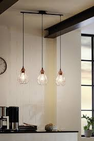 hanging lights kitchen
