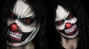 scary clown halloween tutorial you