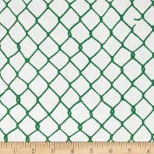 Grafic Chain Link Fence Elm Discount Designer Fabric Fabric Com