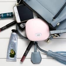 light portable small led makeup mirror
