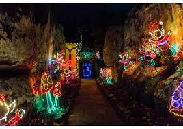 rock city s enchanted garden of lights